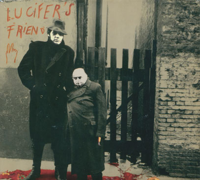 LUCIFERS FRIEND/Same (1970/1st) (ルシファーズ・フレンド/German)