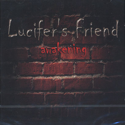 LUCIFER'S FRIEND/Awakening (2015) (ルシファーズ・フレンド/German)