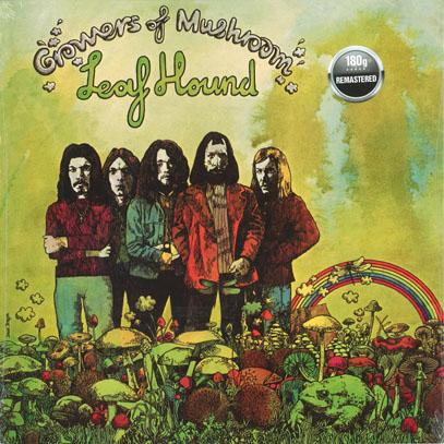 LEAF HOUND/Growers Of Mushroom(LP) (1970/only) (リーフ・ハウンド/UK)