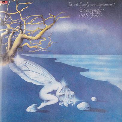 LOCANDA DELLE FATE/Forse Le Lucciole Non Si Amano Piu(妖精)(Used CD) (1977/1st) (ロカンダ・デッレ・ファーテ/Italy)