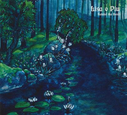 LISA O PIU/Behind The Bend (2010/2nd) (リサ・オ・ピウ/Sweden)