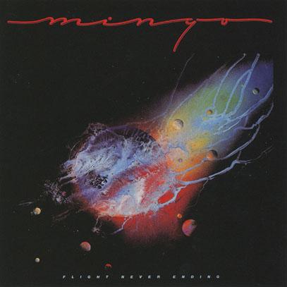 MINGO LEWIS/Flight Never Ending (1976/1st) (ミンゴ・ルイス/USA)