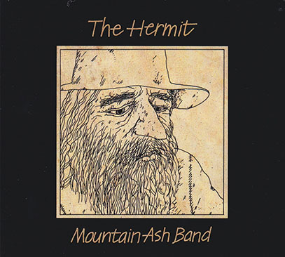 MOUNTAIN ASH BAND/The Hermit (1976/only) (マウンテン・アッシュ・バンド/UK)