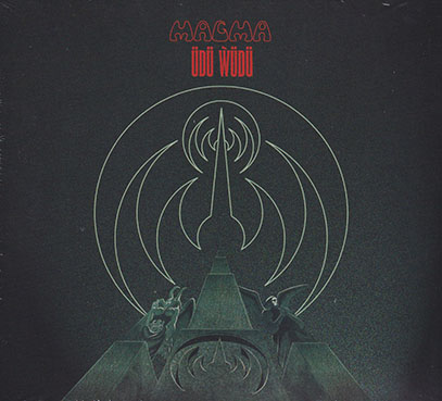 MAGMA/Udu Wudu: Remaster Edition (1976/6th) (マグマ/France)