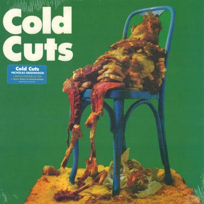 NICHOLAS GREENWOOD/Cold Cuts(LP) (1972/only) (ニコラス・グリーンウッド/UK)