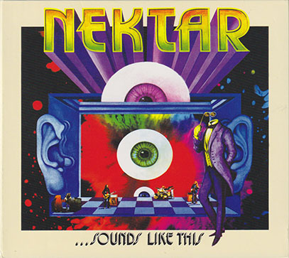 NEKTAR/Sounds Like This(Used 2CD) (1973/3rd) (ネクター/German,UK)