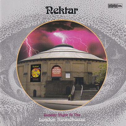 NEKTAR/Sunday Night At The London Roundhouse(Used 2CD) (1974/6th/Live) (ネクター/German,UK)