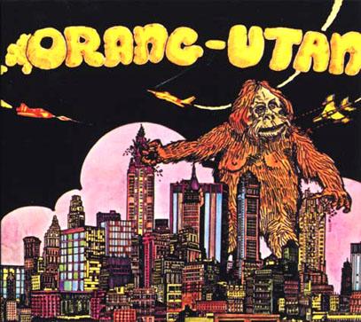 ORANG-UTAN/Same (1971/only) (オラン・ウータン/USA,UK)