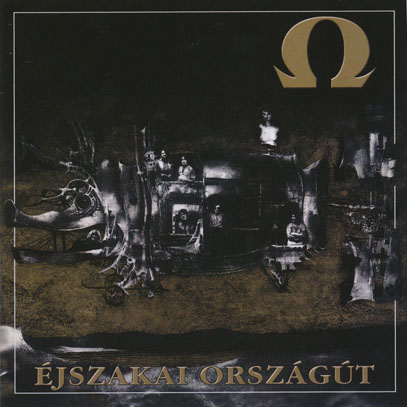 OMEGA/Ejszakai Orszagut (1970/3rd) (オメガ/Hungary)