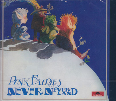 PINK FAIRIES/The Polydor Years(3CD) (1971+72+73/1-3th) (ピンク・フェアリーズ/UK)