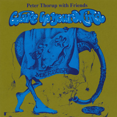 PETER THORUP/Wake Up Your Mind (1970/1st) (ピーター・ソルプ/Denmark)