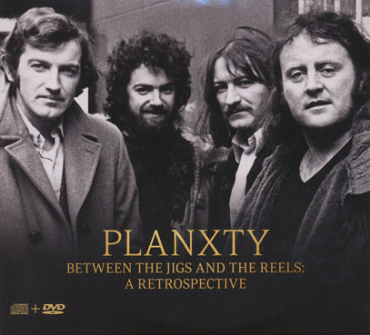 PLANXTY/Between The Jigs And The Reels: A Retrospective(CD+DVD) (1972-83/Comp.) (プランクシティ/Ireland)