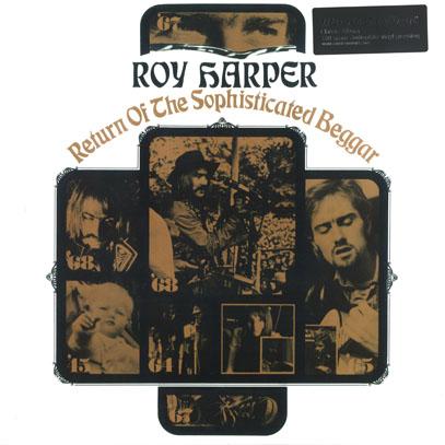 ROY HARPER/Return Of The Sophisticated Beggar(LP) (1966/1st) (ロイ・ハーパー/UK)