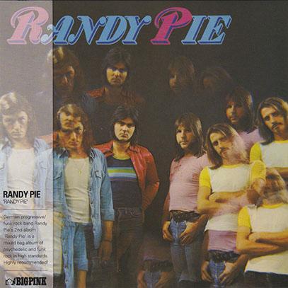 RANDY PIE/Same (1973/1st) (ランディ・パイ/German)