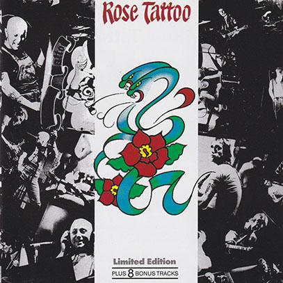 ROSE TATTO/Same(Used CD) (1978/1st) (ローズ・タトゥー/Australia)