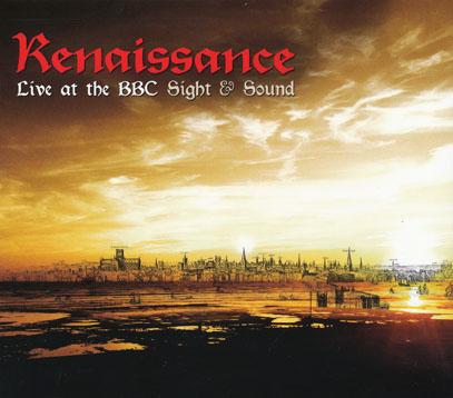 RENAISSANCE(ANNIE HASLAM)/Live At The BBC: Sight & Sound 1977(DVD+3CD) (1975-78/BBC) (ルネッサンス/UK)