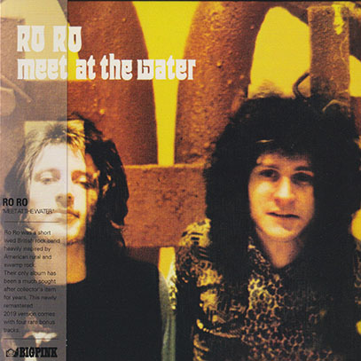 RO RO/Meet At The Water (1972/only) (ロロ/UK)