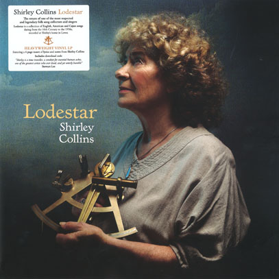 SHIRLEY COLLINS/Lodestar: Standard Edition(LP) (2016/6th) (シャーリー・コリンズ/UK)