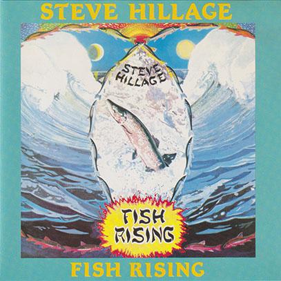 STEVE HILLAGE/Fish Rising(Used CD) (1975/1st) (スティーヴ・ヒレッジ/UK)