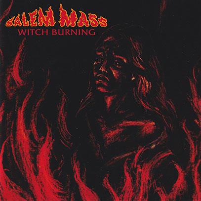 SALEM MASS/Witch Burning(Used CD) (1971/only) (セイラム・マス/USA)