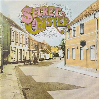 SECRET OYSTER/Same (1973/1st) (シークレット・オイスター/Denmark)