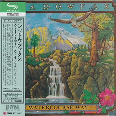 SHADOWFAX/Watercourse Way(ウォーターコース・ウェイ/2CD) (1976+85/1st) (シャドウファックス/USA)