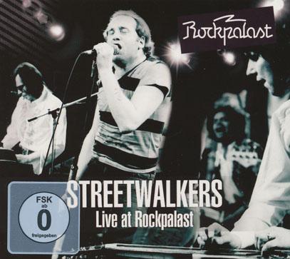 STREETWALKERS/Live At Rockpalast (1975+77/DVD+2CD) (ストリート・ウォーカーズ/UK)