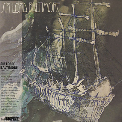SIR LORD BALTIMORE/Kingdom Come (1970/1st) (サー・ロード・バルティモア/USA)