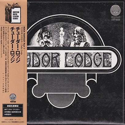 TUDOR LODGE/Same(チューダー・ロッジ)(Used CD) (1971/1st) (チューダー・ロッジ/UK,Australia,USA)
