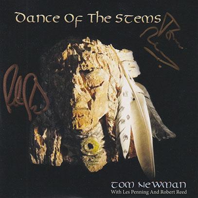 TOM NEWMAN/Dance Of The Stems(EPCD) (2021) (トム・ニューマン/UK)