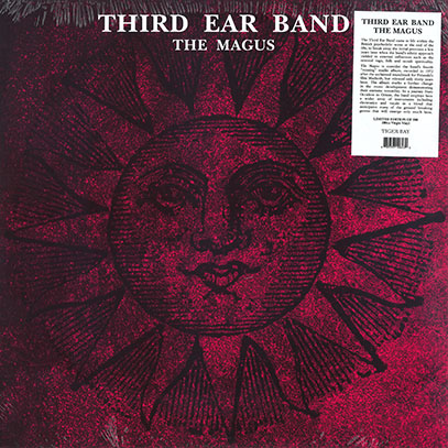 THIRD EAR BAND/The Magus(LP) (1972/Unreleased:4th) (サード・イアー・バンド/UK)