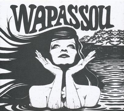 WAPASSOU/Same (1974/1st) (ワパスー/France)