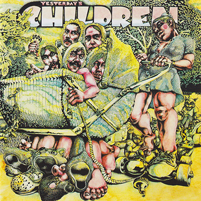 YESTERDAY'S CHILDREN/Same (1969/only) (イエスタデイズ・チルドレン/USA)