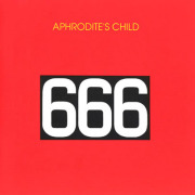APHRODITE'S CHILD/666 (1972/3rd) (アフロディティス・チャイルド/Greece)
