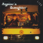 ANYONE'S DAUGHTER/Live(2CD) (1984/Live) (エニワンズ・ドーター/German)