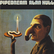 ALAN HULL/Pipedream(Used CD) (1973/1st) (アラン・ハル/UK)