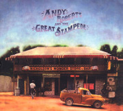 ANDY ROBERTS/Andy Roberts & The Great Stampede (1973/4th) (アンディ・ロバーツ/UK)