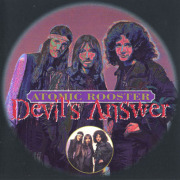 ATOMIC ROOSTER/Devil's Answer (1970-81/Live) (アトミック・ルースター/UK)