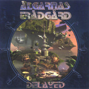 ALGARNAS TRADGARD/Delayed (1973-74/Unreleased 2nd) (アルガナス・トラッガルド/Sweden)