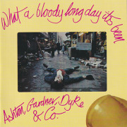 ASHTON GARDNER DYKE & CO./What A Bloody Long Day It's Been(Used CD) (1972/4th) (アシュトン・ガードナー・ダイク&カンパニー/UK)