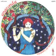 ANACONDA/Sympathy For The Madman(LP) (1969/only) (アナコンダ/UK)