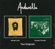 ANDWELLA/World's End + People's People (1970+71/1+2th) (アンドウェラ/UK)