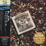AREA/Area(A)zione(アレアツィオーネ) (1975/Live) (アレア/Italy)