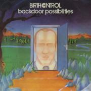 BIRTH CONTROL/Backdoor Possibilities+Sartory Live(2CD) (1976+77/6th+Live) (バース・コントロール/German)