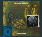 BLACK WIDOW/Sacrifice: Collector's 2CD+DVD Edition (1970/1st) (ブラック・ウィドウ/UK)