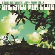 BREZNEV FUN CLUB/L'onda Vertebrata (2011/1st) (ブレジネフ・ファン・クラブ/Italy)