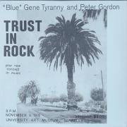 """""""BLUE"""" GENE TYRANNY & PETER GORDON/Trust In Rock(2CD) (1976/Live) (ブルー・ジーン・ティラニー&ピーター・ゴードン/USA)"""