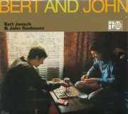 BERT JANSCH & JOHN RENBOURN/Bert And John(After The Dance) (1966/only) (バート・ヤンシュ&ジョン・レンボーン/UK)