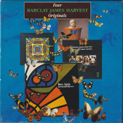 BARCLAY JAMES HARVEST/Originals: 4CD Box(Used 4CD) (1970-72/1-4th) (バークレー・ジェームス・ハーヴェスト/UK)