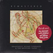 BRUFORD/Gradually Going Tornado + Bruford Tapes(2CD) (1979+80/2nd+Live) (ブルーフォード/UK)